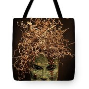 Frou-frou Tote Bag by Adam Long