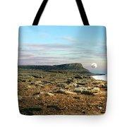 Full Moon Tote Bag by Stelios Kleanthous
