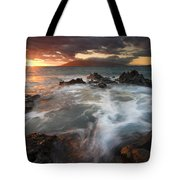 Full To The Brim Tote Bag by Mike  Dawson