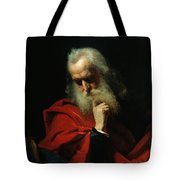 Galileo Galilei Tote Bag by Ivan Petrovich Keler Viliandi