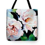 Garden Roses Tote Bag by Hanne Lore Koehler