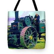 Garrett Tote Bag by Dominic Piperata