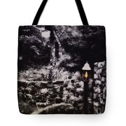 Gaslight Tote Bag by Bill Cannon