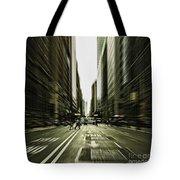 Gelati Rush Tote Bag by Andrew Paranavitana