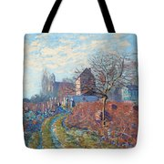 Gelee Blanche Tote Bag by Alfred Sisley