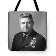 General Curtis Lemay Tote Bag by War Is Hell Store