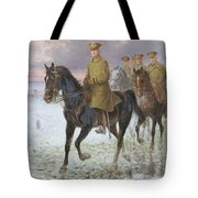 General John J Pershing  Tote Bag by Jan van Chelminski