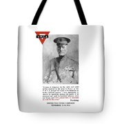 General Pershing - United War Works Campaign Tote Bag by War Is Hell Store