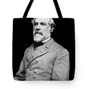 General Robert E Lee - CSA Tote Bag by Paul W Faust -  Impressions of Light