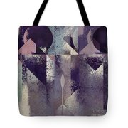 Geomix-04 - c57at22b2e Tote Bag by Variance Collections