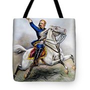 George Armstrong Custer Tote Bag by Granger