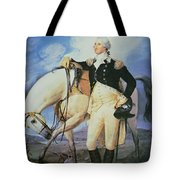 George Washington Tote Bag by John Trumbull