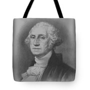 George Washington Tote Bag by War Is Hell Store