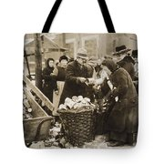 Germany: Inflation, 1923 Tote Bag by Granger