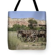 Ghost Ranch Tote Bag by Mary Rogers
