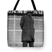 Ghosts Of Lambeau Tote Bag by Tommy Anderson
