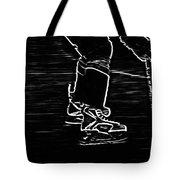 Gliding Tote Bag by Karol Livote