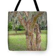 Gnarly Tote Bag by Suzanne Gaff