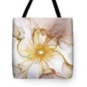 Golden Glow Tote Bag by Amanda Moore