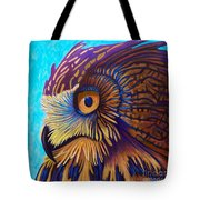 Golden Silence Tote Bag by Brian  Commerford