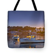 Golden Windows Tote Bag by Susan Cole Kelly