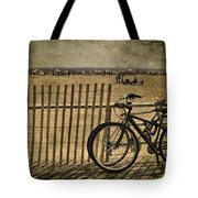 Gone Swimming Tote Bag by Evelina Kremsdorf