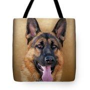 Good Boy Tote Bag by Sandy Keeton