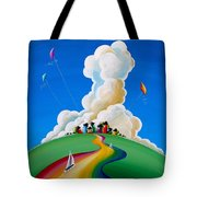 Good Day Sunshine Tote Bag by Cindy Thornton