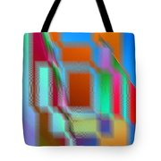 Good Vibrations Tote Bag by Tim Allen