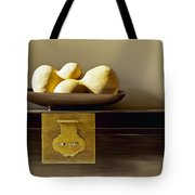 Gourds Still Life I Tote Bag by Kyle Rothenborg - Printscapes