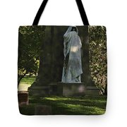 Graceland Chicago - The place where the spirits roam Tote Bag by Christine Till