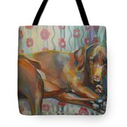 Grace's Throne Tote Bag by Kimberly Santini