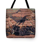 Grand Canyon Tote Bag by Unknown