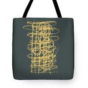 Green And Gold 1 Tote Bag by Julie Niemela