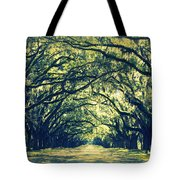 Green World Tote Bag by Carol Groenen