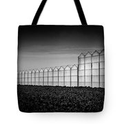 Greenhouse Tote Bag by Dave Bowman