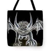 Grevil Pastel Tote Bag by Shawn Dall