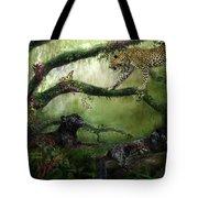 Growing Wild Tote Bag by Carol Cavalaris
