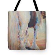 Gypsy Falls Tote Bag by Kimberly Santini