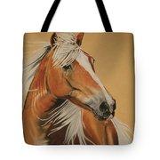 Haflinger  Tote Bag by Melita Safran
