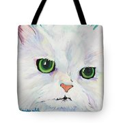 HANNAH Tote Bag by Pat Saunders-White