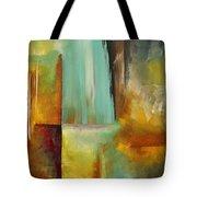 Haphazardous By Madart Tote Bag by Megan Duncanson