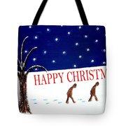Happy Christmas 15 Tote Bag by Patrick J Murphy