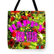Happy New Year 6 Tote Bag by Patrick J Murphy