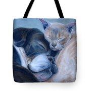 Harmony Tote Bag by Donna Tuten