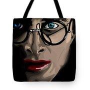 Harry Tote Bag by Lisa Leeman