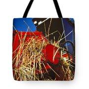 Harvesting Tote Bag by Meirion Matthias