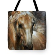 Head Horse 2 Tote Bag by Arthur Braginsky