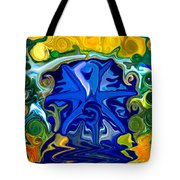Headwaters Tote Bag by Omaste Witkowski