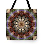 Healing Mandala 30 Tote Bag by Bell And Todd